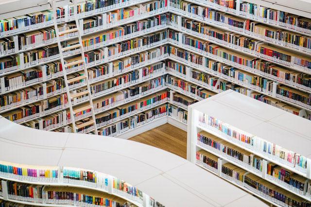 Literaturrecherche ohne Bibliothek